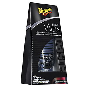 Meguiar's G6207 Black Wax Paste - 7 oz